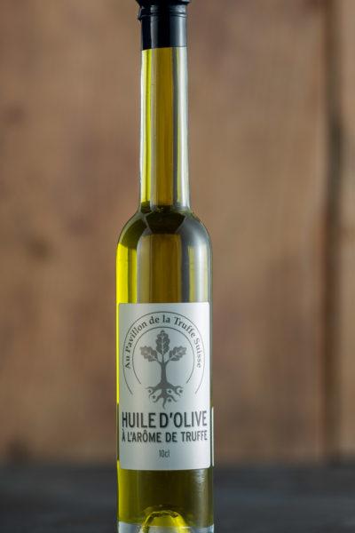 Huile d'olive à l'arôme de truffe